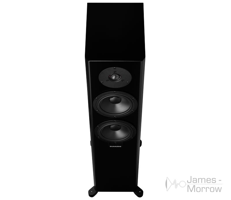 dynaudio xeo 30 black front top product image