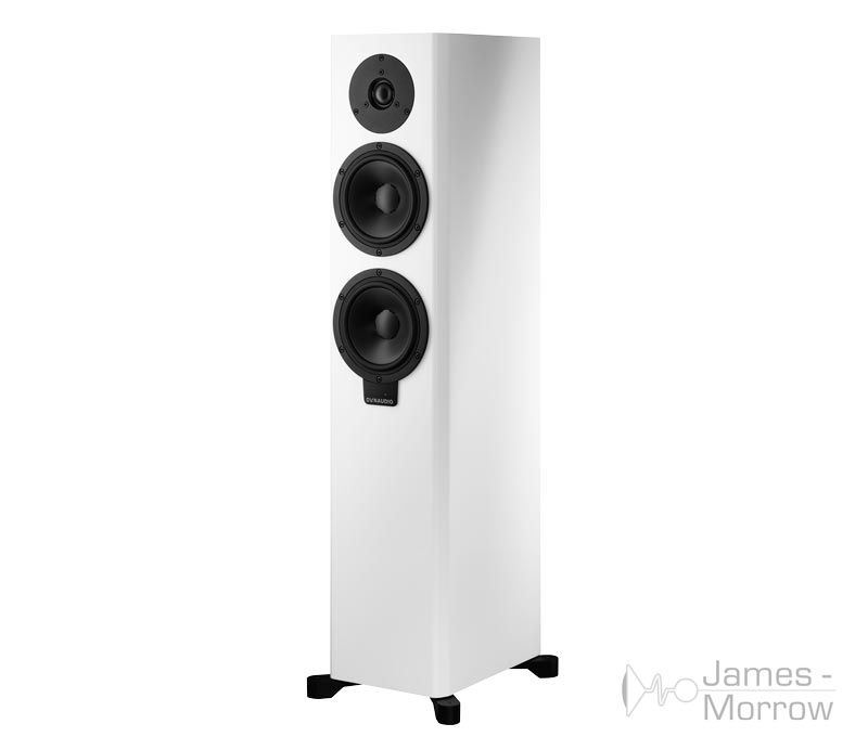 dynaudio xeo 30 white front side product image