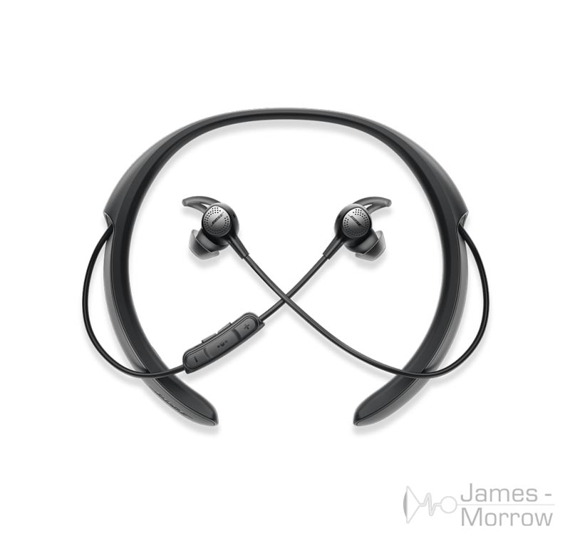 Bose QC30 front product image