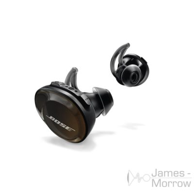 Bose SoundSport Free Black pair profile product image