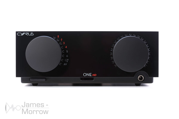 cyrus one hd front product image