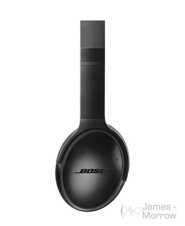 Bose QuietComfort 35 II Black side product image