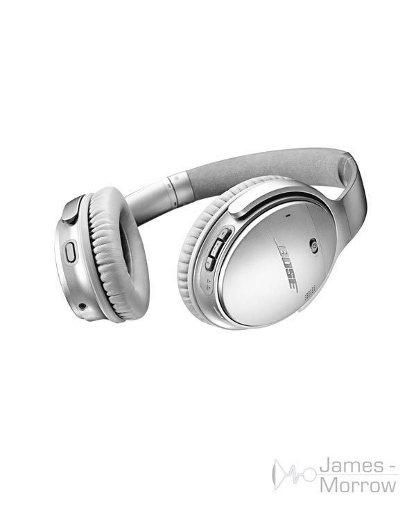 Bose QuietComfort 35 II Silver low product image