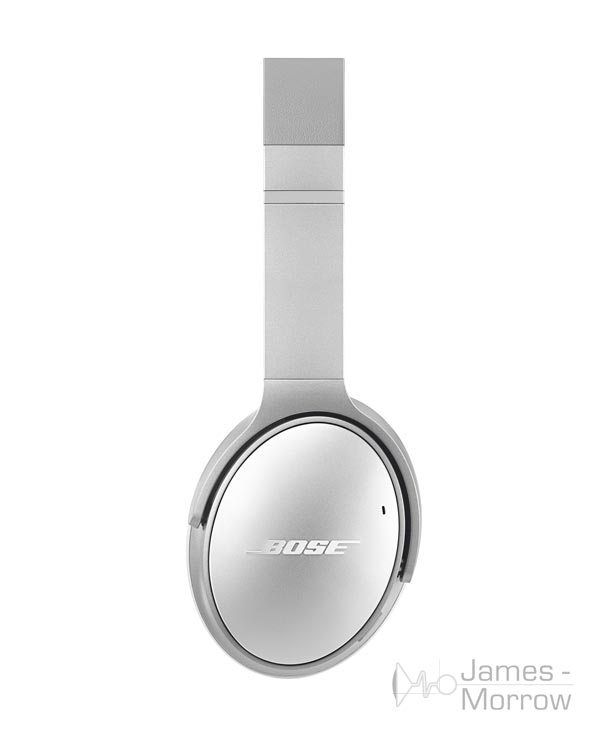 Bose QuietComfort 35 II Silver side product image