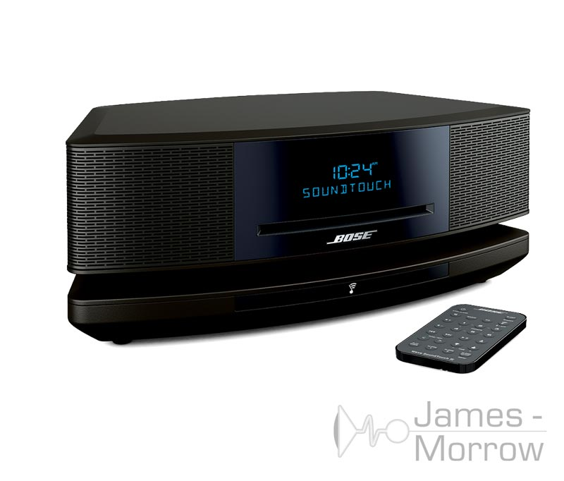 Bose Wave Music System Soundtouch black front side product image