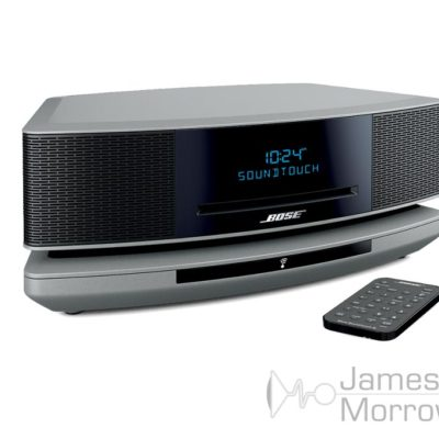 Bose Wave Music System Soundtouch silver front side product image