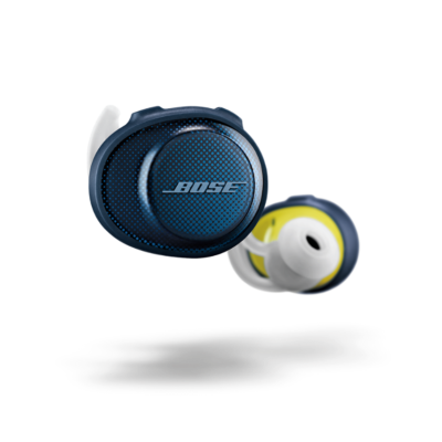 Bose soundposrt free citron earphones product image