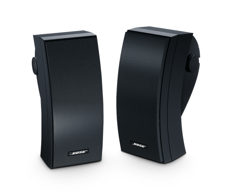 Bose environment outdoor speakers front product image