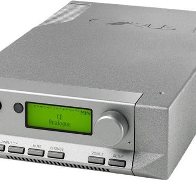Cyrus 6 Dac quartz front side elevated product image