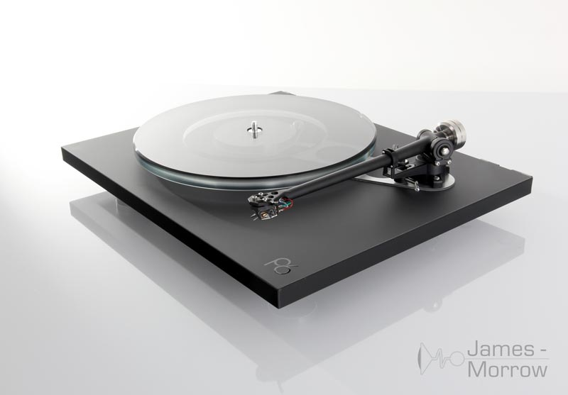 Rega planar 6 front side elevated product image