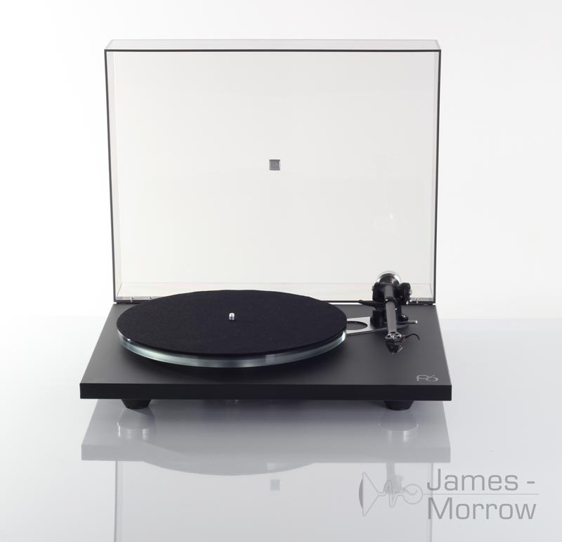Rega planar 6 front with lid product image