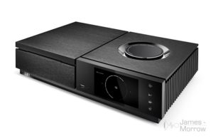 Naim Unit Star Front side elevated