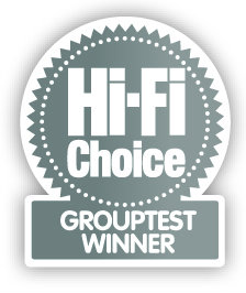 hifi choice grouptest winner icon