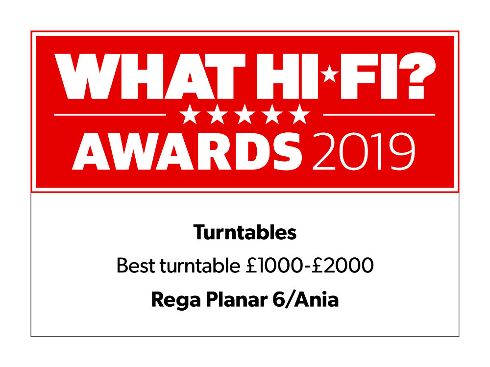 what hifi award turntable planar 6 icon