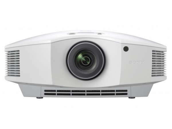 Sony projector white front product image