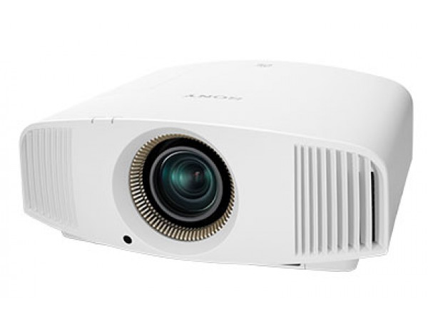 Sony projector white front side product image