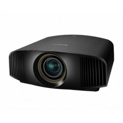 Sony projector black front side product image