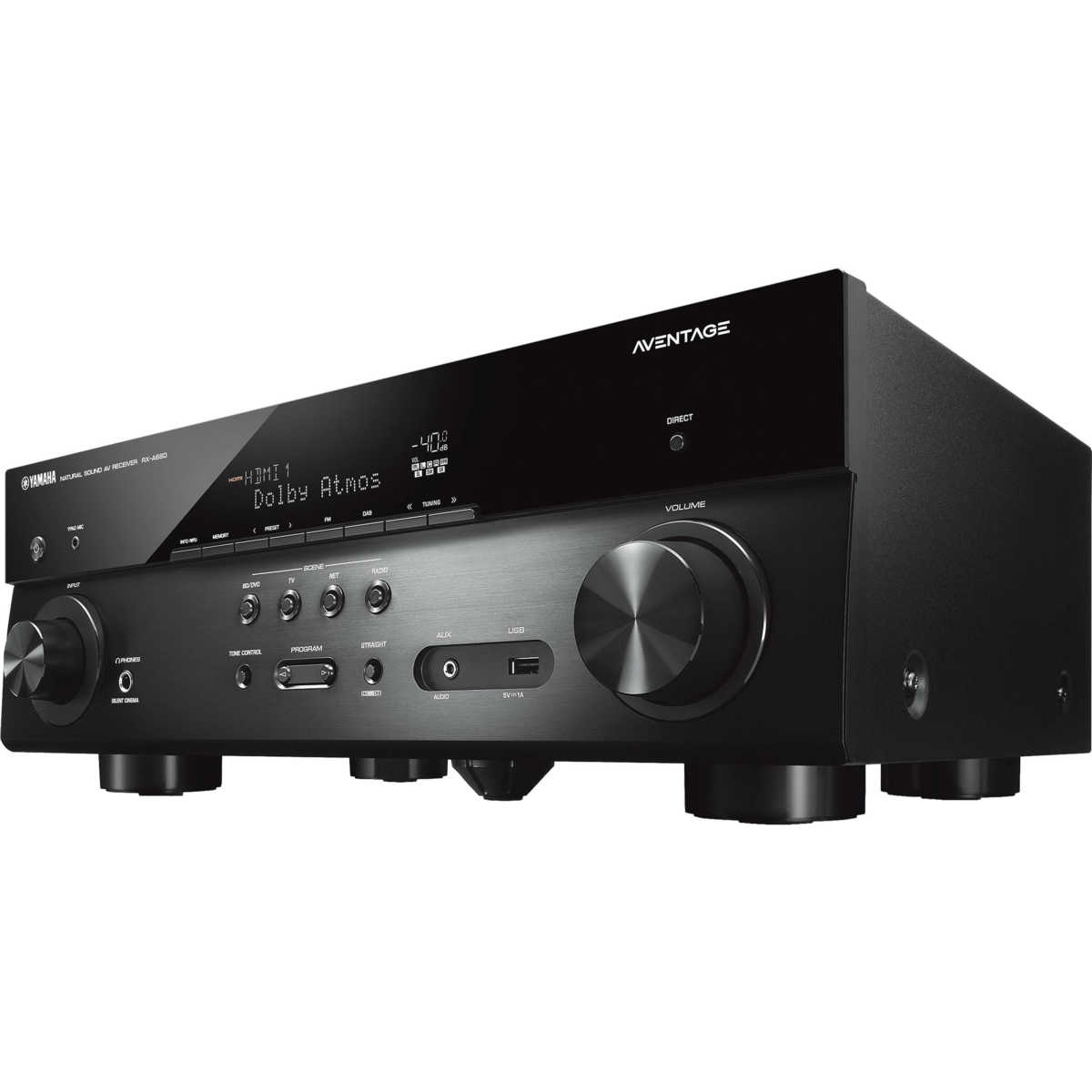 yamaha rxa680 james morrow the home entertainment specialist. Black Bedroom Furniture Sets. Home Design Ideas