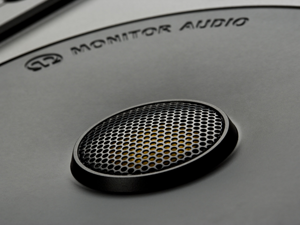 Monitor Audio in-wall speaker drive unit close-upproduct image