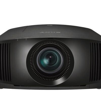 Sony VPL-VW270ES black front product image