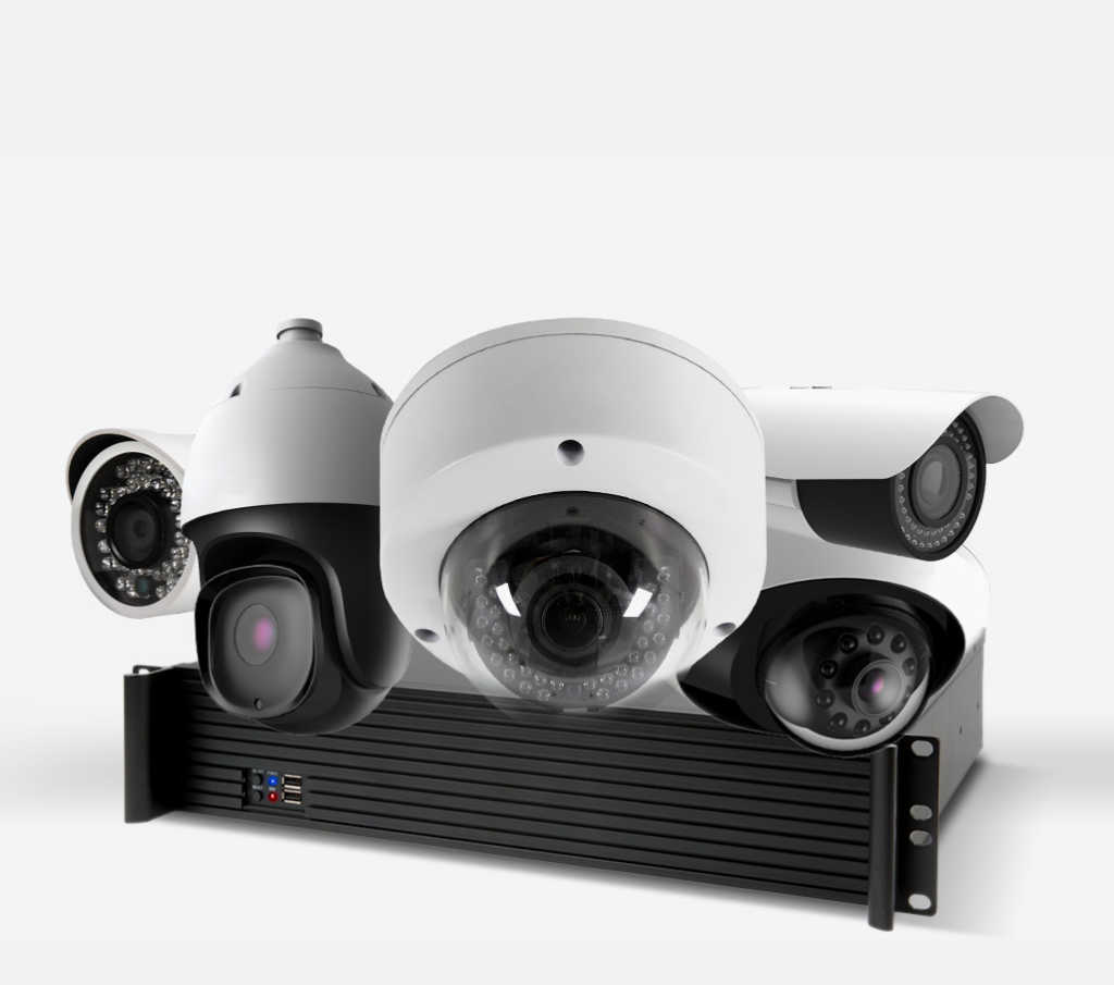 Multiple CCTV products