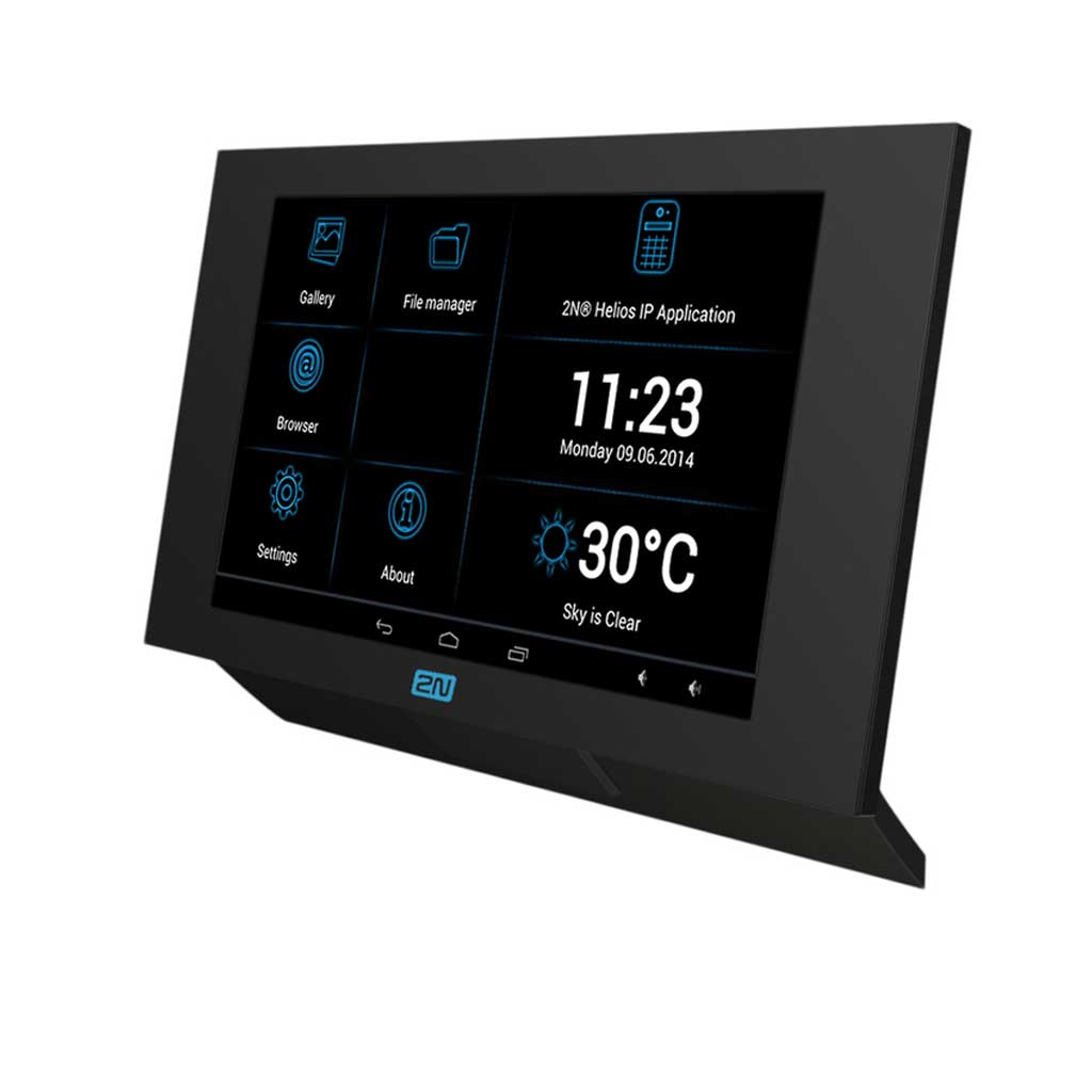 2N touch control interface product image