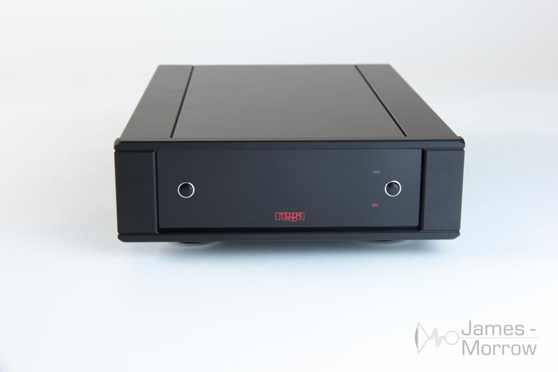 rega aria mk3 mm mc phono stage front side product image