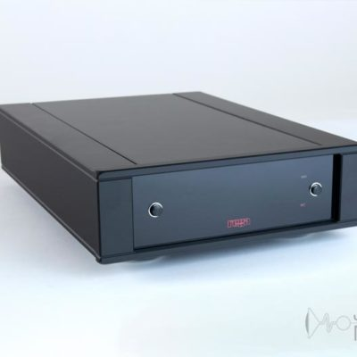 rega aria mk3 mm mc phono stage front side elevated product image