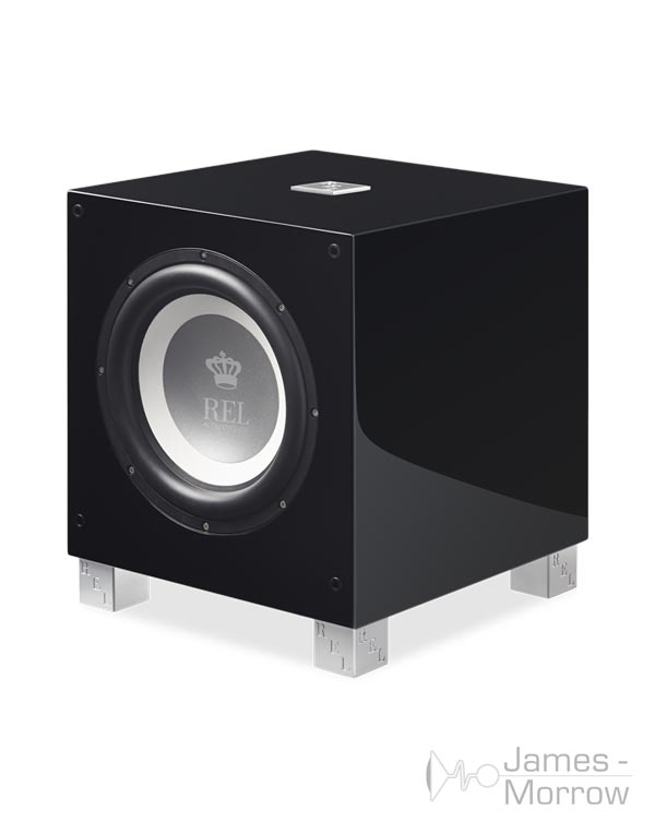 REL T/9i black profile no grill product image