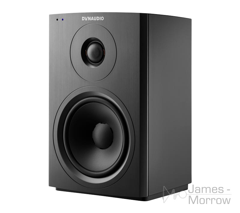 dynaudio xeo 10 black front side product image