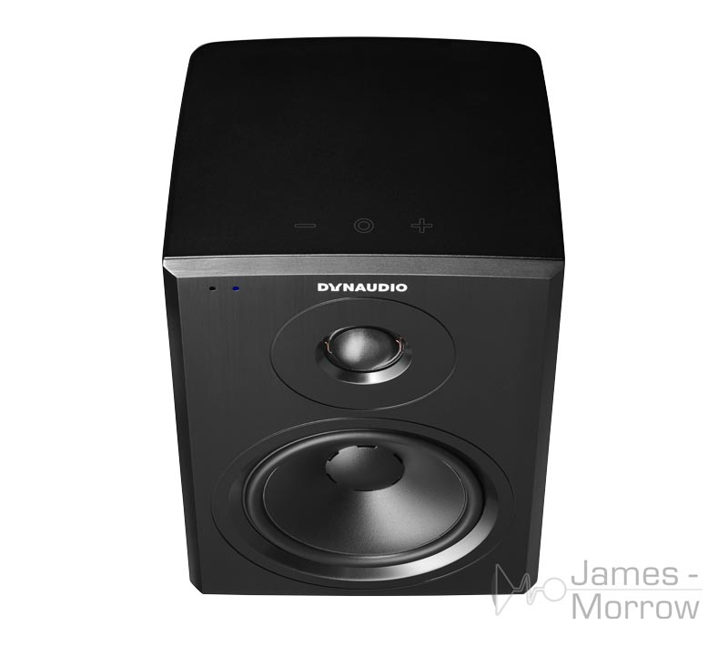 dynaudio xeo 10 black front top product image