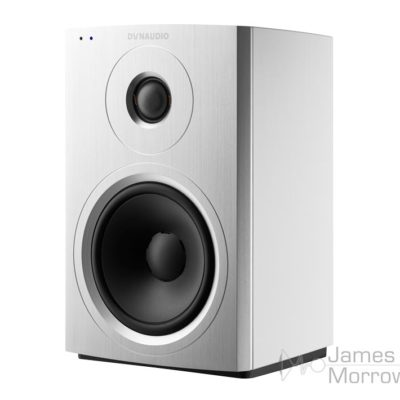 dynaudio xeo 10 white front side product image