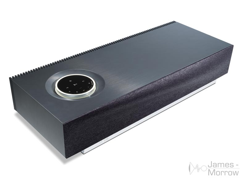 Naim Mu-so 2nd Gen Front Angle
