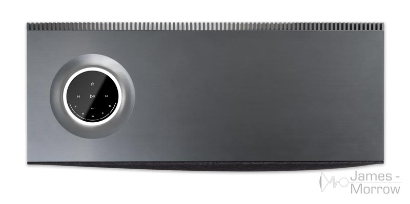 Naim Mu-so 2nd Gen Top