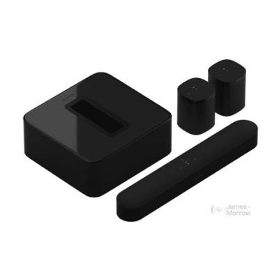 sonos 5.1 black bundle resize preview image