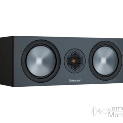 Monitor Audio Bronze C150 black front side product image