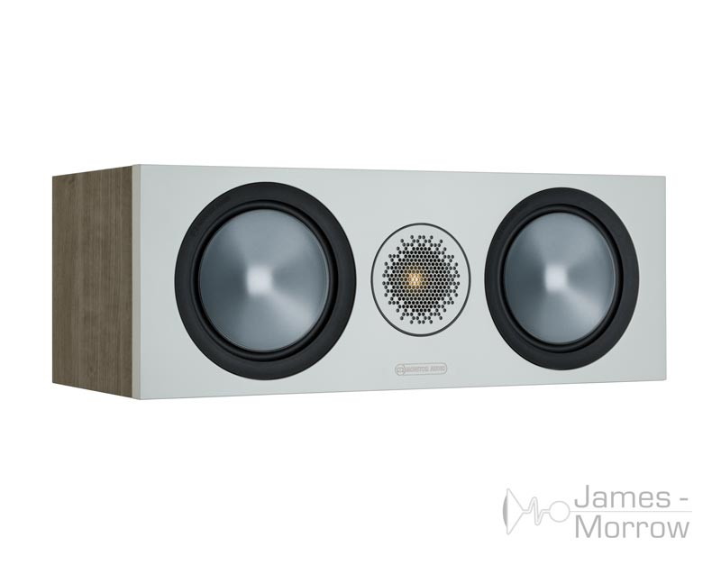 Monitor Audio Bronze C150 urban grey front side product image