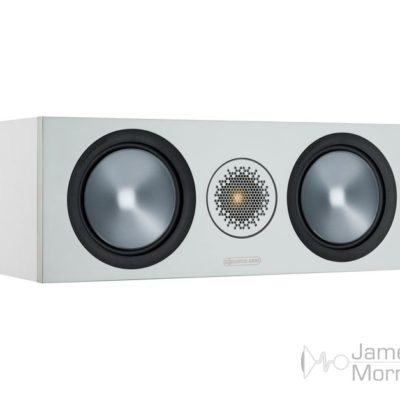 Monitor Audio Bronze C150 white front side product image