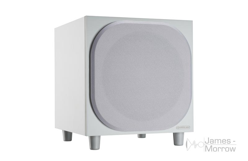 Monitor Audio W10 white front side product image