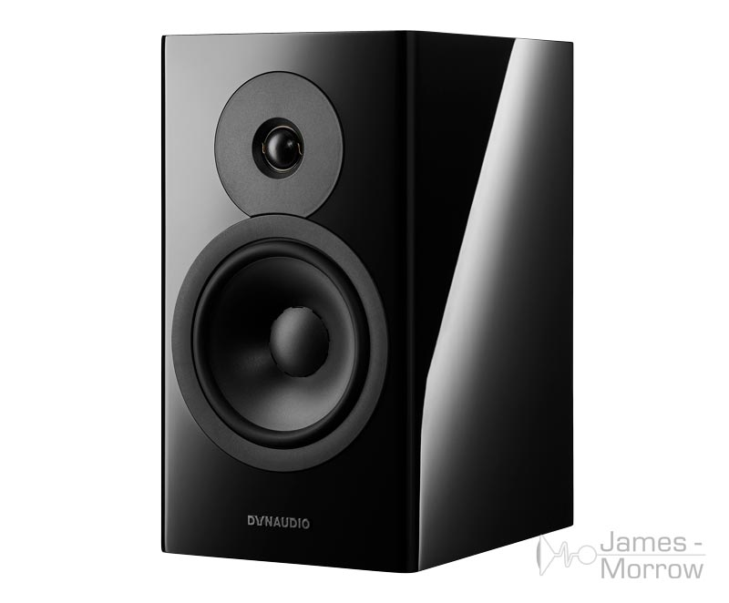 Dynaudio Evoke 20 black front side product image