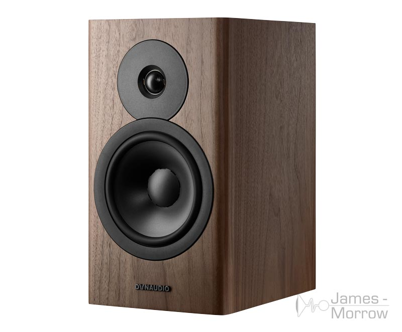 Dynaudio Evoke 20 walnut front side product image