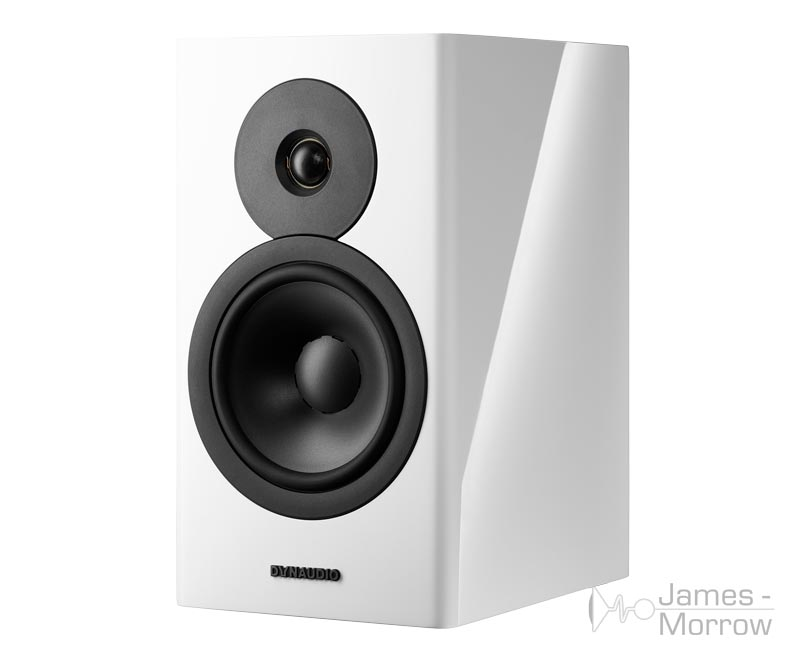Dynaudio Evoke 20 white front side product image