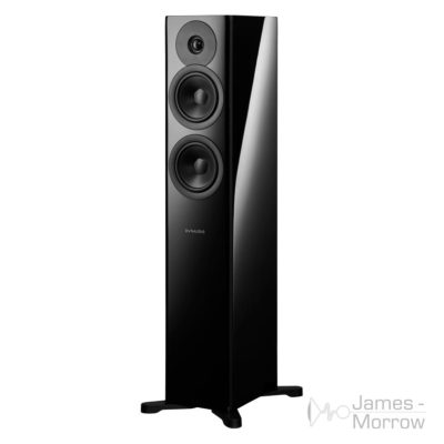 Dynaudio Evoke 30 black front side product image