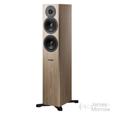 Dynaudio Evoke 30 blonde wood front side product image