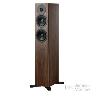 Dynaudio Evoke 30 walnut front side product image