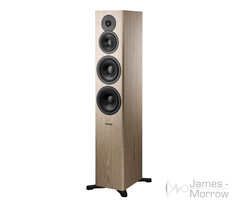 Dynaudio Evoke 50 Blonde Wood Front Side Product Image