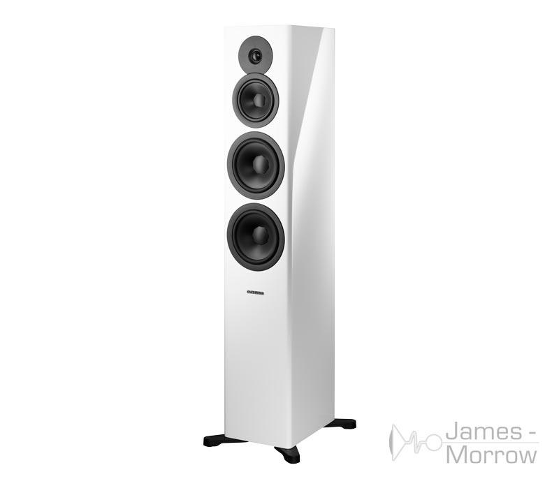Dynaudio Evoke 50 White Front Side Product Image