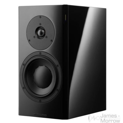 Dynaudio focus 20 xd black front side product image