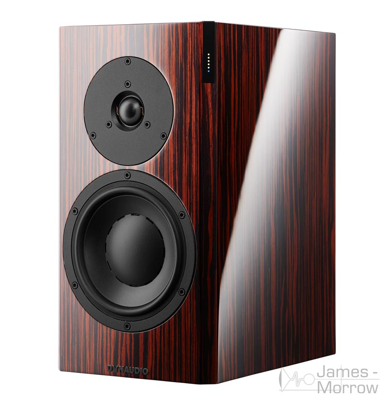 Dynaudio focus 20 xd rosewood front side product image