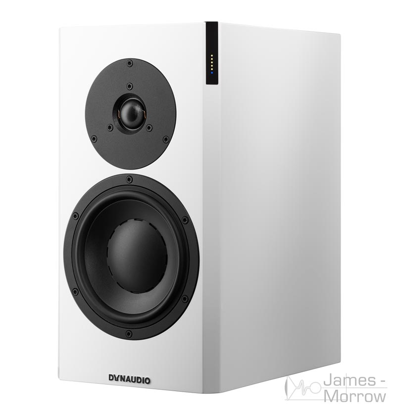 Dynaudio focus 20 xd white front side product image